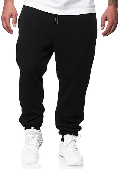 ONLY & SONS Herren NOOS Basic Jogginghose Sweatpant 3-Pockets schwarz - Art.-Nr.: 20094338