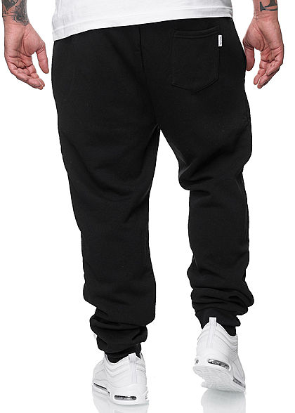 ONLY & SONS Herren NOOS Basic Jogginghose Sweatpant 3-Pockets schwarz