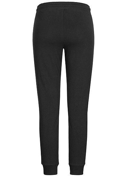 Champion Damen Sweatpants Jogginghose 2-Pockets Tunnelzug schwarz
