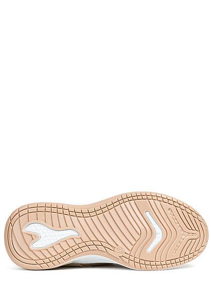 Seventyseven Lifestyle Damen Schuh Running Mesh Sneaker beige