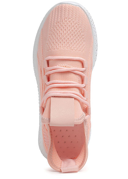 Seventyseven Lifestyle Damen Schuh Running Mesh Sneaker pink