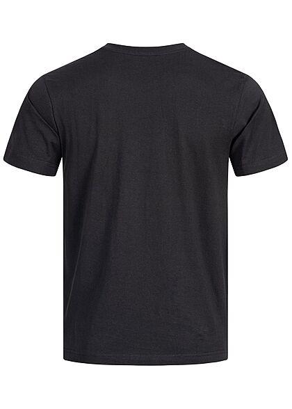 Brandit Herren Basic T-Shirt schwarz