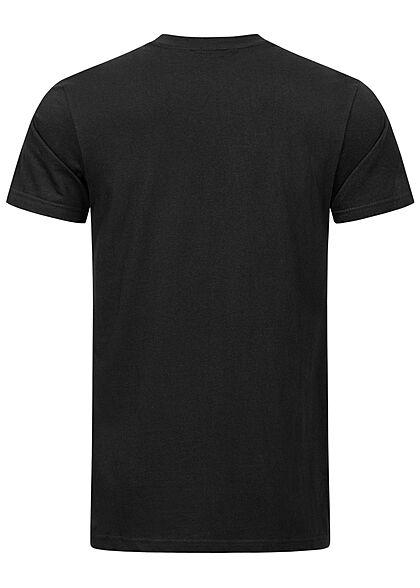 Urban Classics Herren 2-er Pack T-Shirt schwarz & weiß