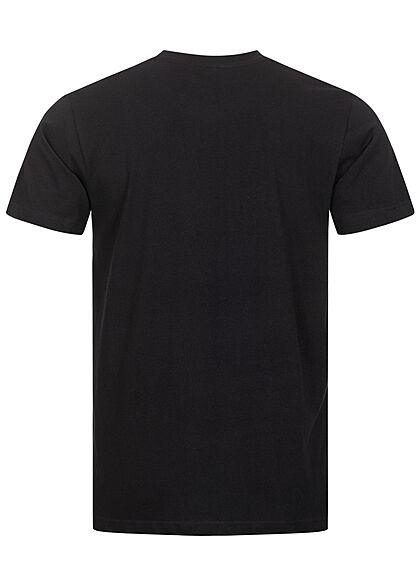 Urban Classics Herren Basic T-Shirt schwarz