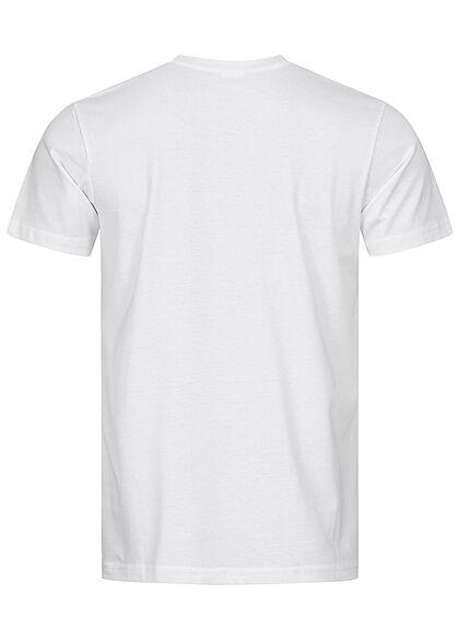Urban Classics Herren Basic T-Shirt weiss