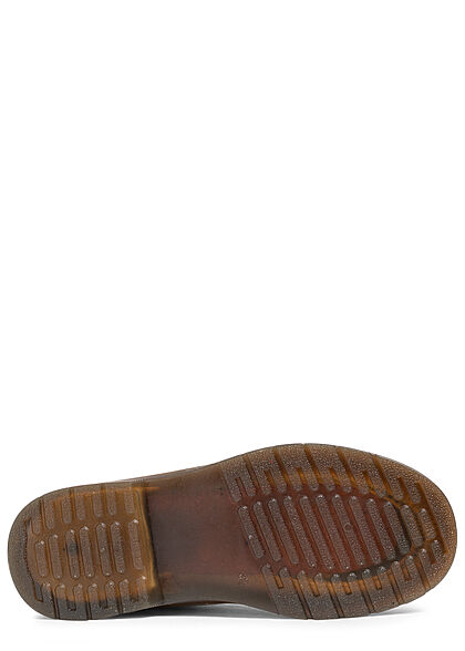 Seventyseven Lifestyle Damen Schuh leichte Worker Boots zum schnüren khaki