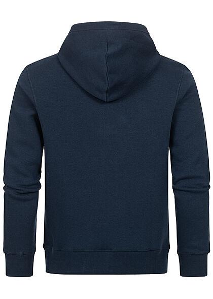 Jack and Jones Herren NOOS Basic Zip-Hoodie Kapuze 2-Pockets blazer navy blau