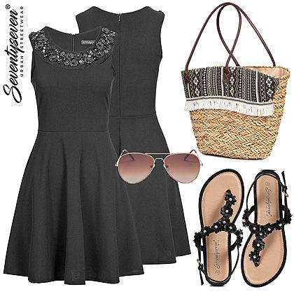 877335e115de03 Komplette Damen Outfits günstig online bestellen - 77onlineshop