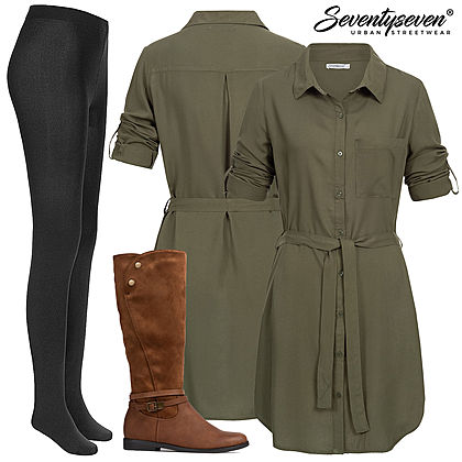 wholesale dealer 65787 19727 Komplette Damen Outfits günstig online bestellen - 77onlineshop